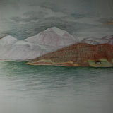 Hakøya from Kvaløysletta