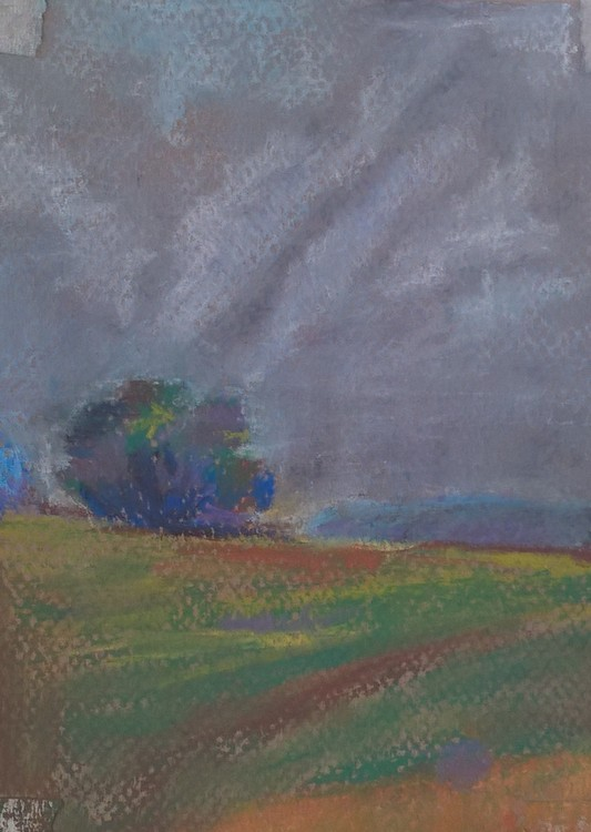 pastel sketch #3