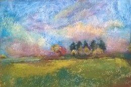 pastel sketch #7