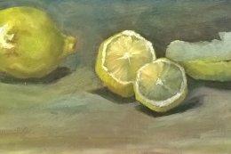 lemon pieces