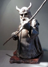 ULLR ~ NORSE GOD OF WINTER