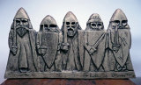 VIKING HOARD - ORIGINAL CERAMIC