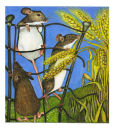 The Gleaners(Harvest Mice)