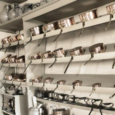 Copper Pans 1