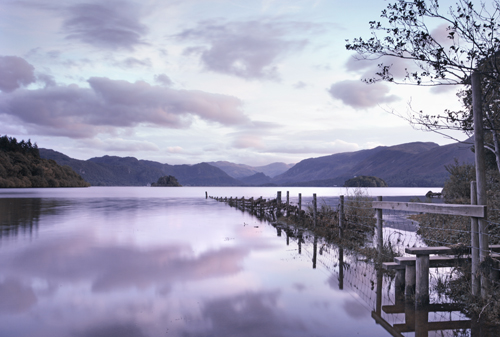 Derwent Water at Dusk