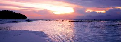 Maldive Sunset
