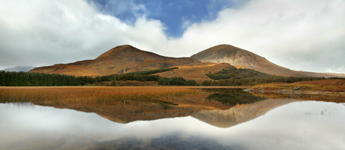 Reflections on the Loch