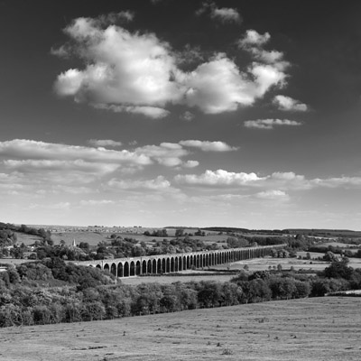 Clouds over the Viaduct