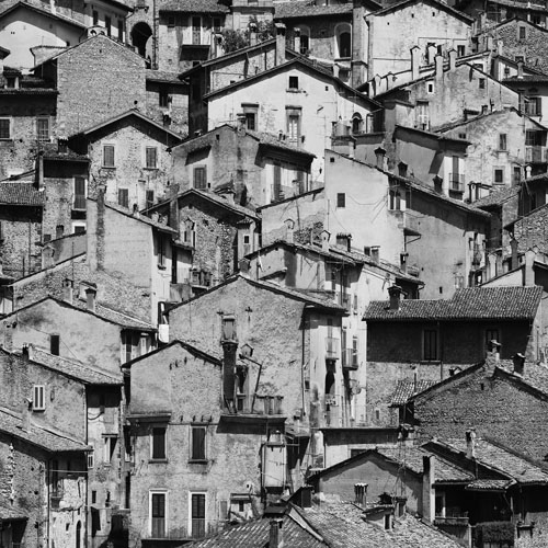 Streets of Scanno