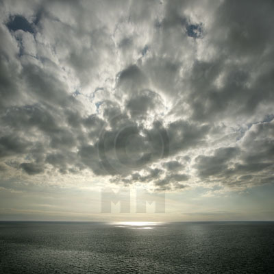 Over the English Channel