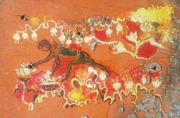 saffron collector