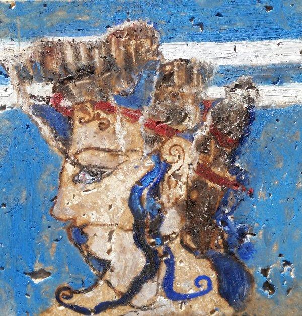lady in blue 5