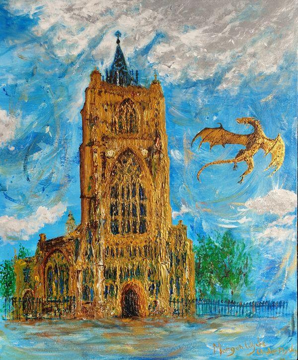 Under My Wing (i) - St Peter Mancroft