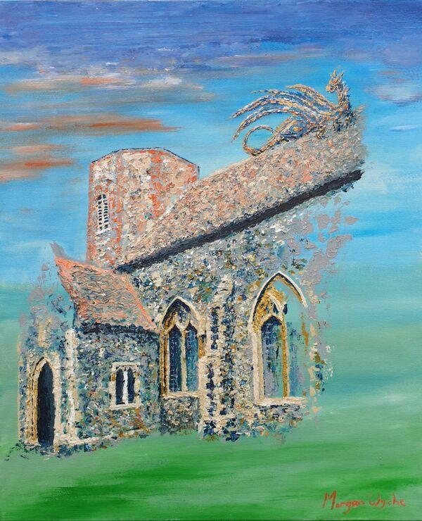 Under My Wing (viii) - St Etheldreda