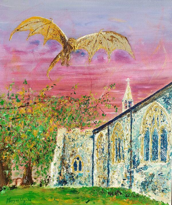 Under My Wing (ii) - St John the Baptist