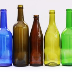 Bottles by Tony Cutting