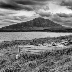 Abandoned Boat by Iain McCallum
