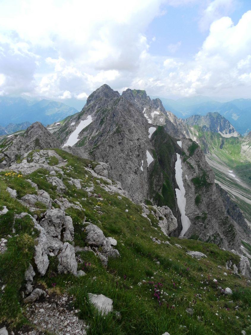 Alpine Ridge by James Mason