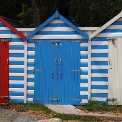Beach Huts Sharon Thomas 79