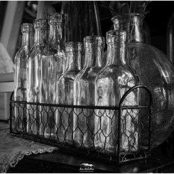 Bottles by Iain McCallum