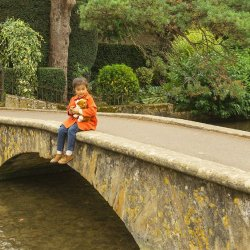 Bourton on the Water by Sue Carter