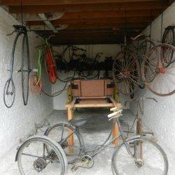 Bygone Transport by Anne Richards