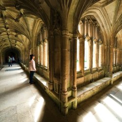 Cloisters by Christopher Jones