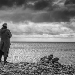 Contemplation by Keith Sharples