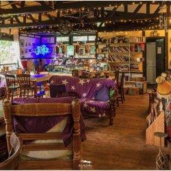 Curiosity shop cafe by Iain McCallum