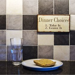 Dinner Choices by Brian Challis