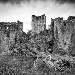 Goodrich Castle by Iain McCallum