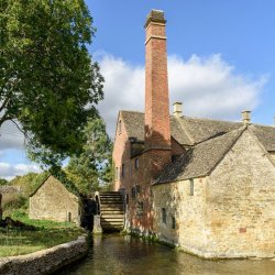 Lower Slaughter by Bill Stace