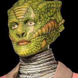 Madame Vastra by Alison Stace