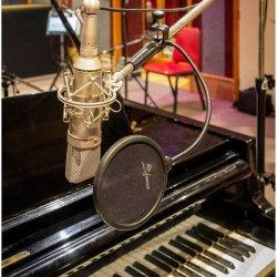 Main Studio Piano by Iain McCallum