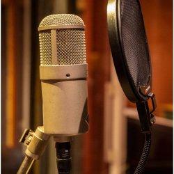 Microphone by Iain McCallum