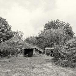 Mono Village by Brian Challis