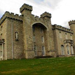 My Bodelwyddan Castle-by Tony Cutting