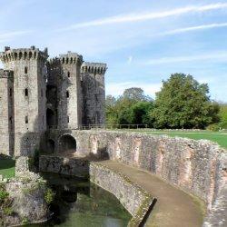 My Raglan Castle by  Tony Cutting