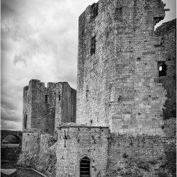 Raglan Castle by Iain McCallum