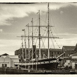 SS Great Britain by Bill Stace