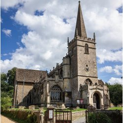 St Cyriacs Church by Iain McCallum