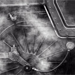 Steam by Lynda Sharples