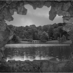 Stourhead Grotto by Iain McCallum