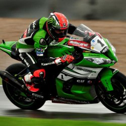 Team Green Tom Sykes WSBK by James Mason