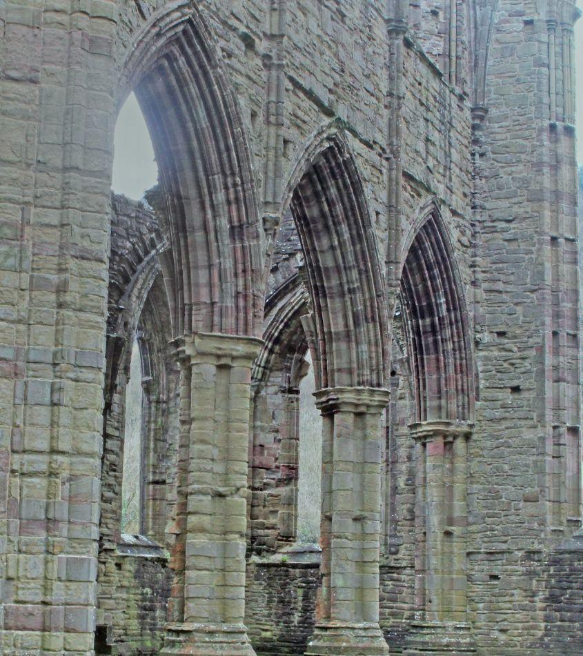 Three Arches at Tintern