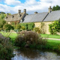 Upper Slaughter by Bill Stace