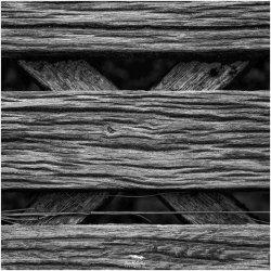 Wooden Step detail by Iain McCallum
