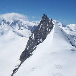 alpine Peak by James mason
