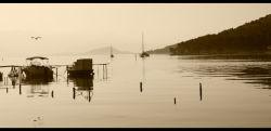 Morning in Trogir