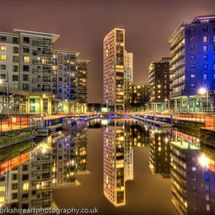Clarence Dock, Leeds Centre